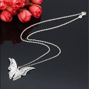 Jewelry - Brand new beautiful butterfly necklace